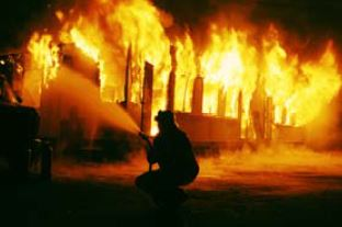 Fire Safety in the Home #1