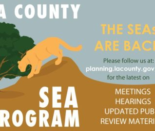 LA County Significant Ecological Area Ordinance Update