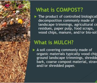 Compostable Material – You are Responsible!